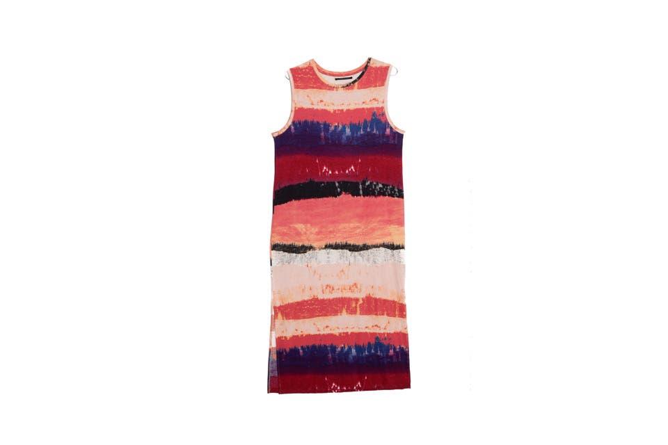 Vestido largo (Portsaid, $1190). Foto: OHLALÁ!