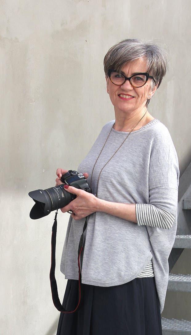 La fotógrafa holandesa se inspira en el estilo de adultos mayores de cincuenta