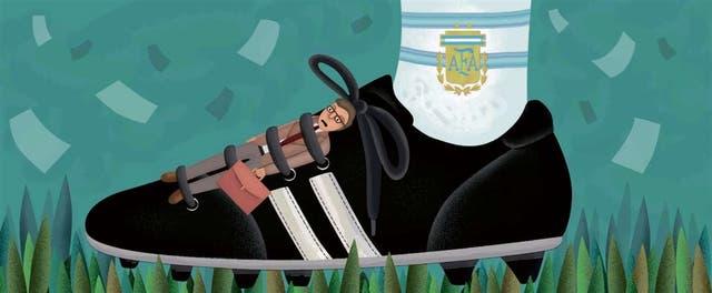 Resultado de imagen para Catástrofe nacional: las marcas que pierden si la Argentina no va al Mundial