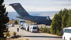 El Boeing de Obama ya está en Bariloche