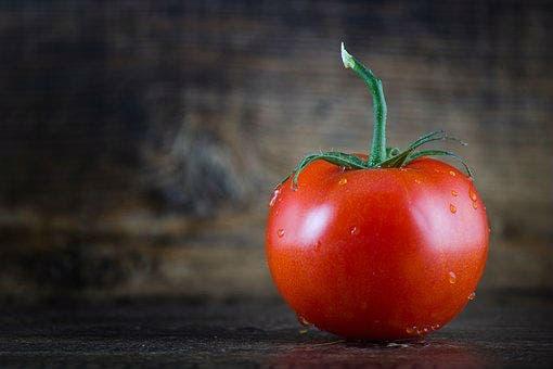 Tomate redondo (Pixabay)