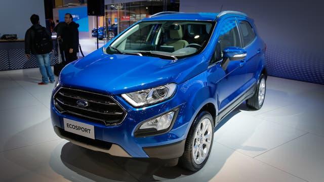 La nueva Ford Ecosport es la gran presentación de esta marca en el Salón del Automóvil