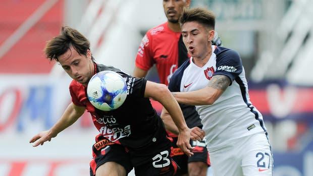 San Lorenzo igualó sin goles con Colón