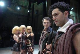 En febrero volverá el Macbeth que protagoniza Alberto Ajaka