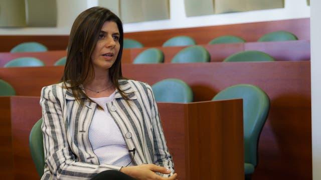 Celina Cantú, Directora del Máster en Políticas Públicas de la Universidad Austral.