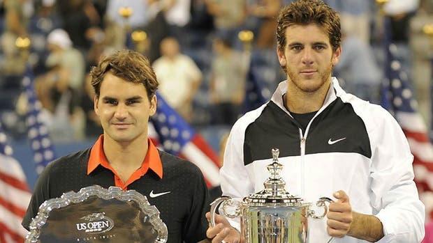 Gran triunfo de Juan Martín Del Potro en US Open