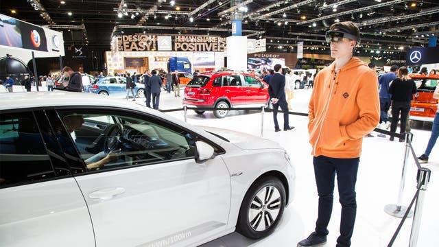 Salón del Automóvil 2017.