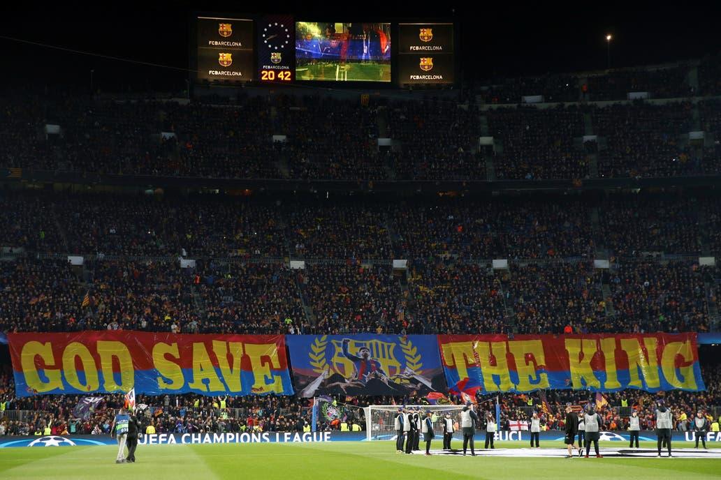 Barcelona, último invitado a los cuartos de final de Champions
