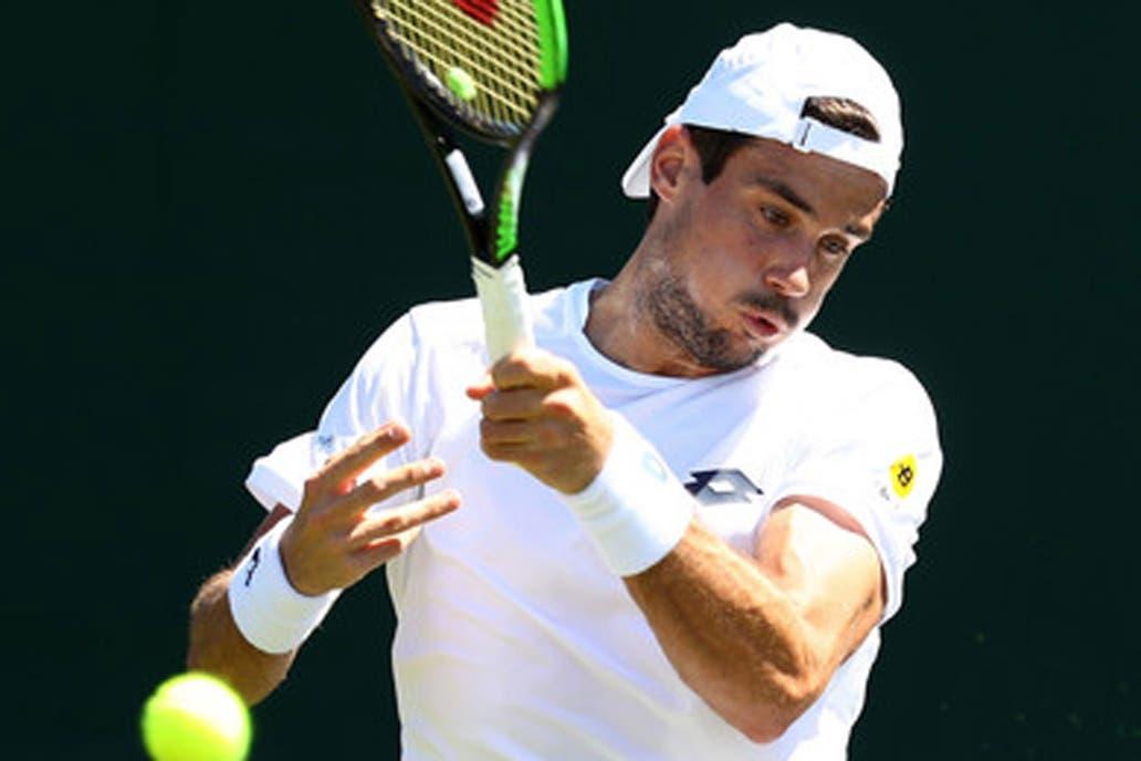 Mayer se vino abajo ante Struff y dejó Wimbledon