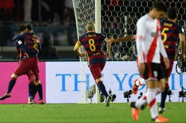 Barcelona fue demasiado para River en Japón: derrota 3-0 en el Mundial de Clubes