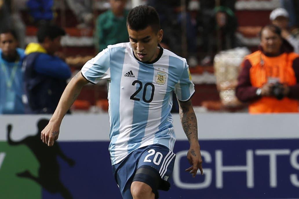 Ángel Correa, convocado de último momento en Argentina