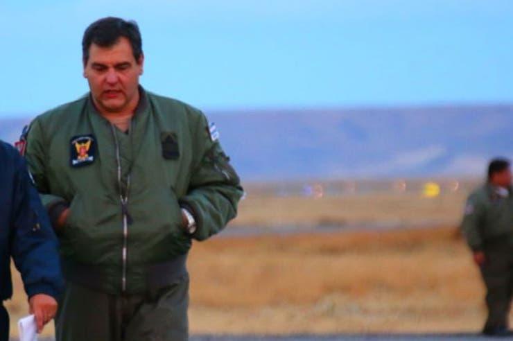 Hallan muerto a piloto de la fuerza Aérea en la Antártida