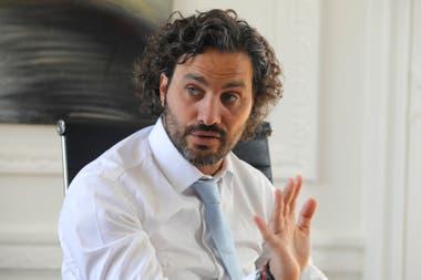 El jefe de Gabinete, Santiago Cafiero, fue quien anticipó las medidas
