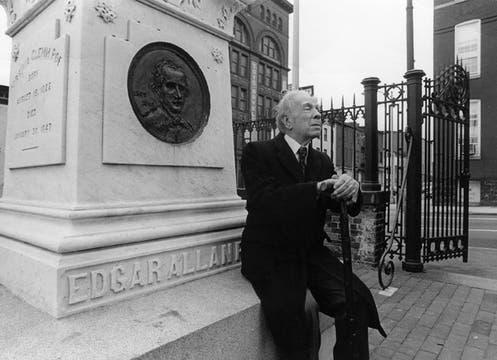 A 110 años del nacimiento de Jorge Luis Borges, su obra mantiene intacta su influencia y memoria. Foto: Archivo / LA NACION