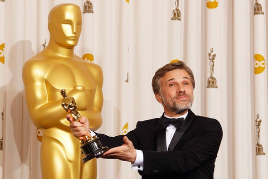 Christoph Waltz, Mejor Actor de Reparto por Bastardos sin gloria. Foto: REUTERS