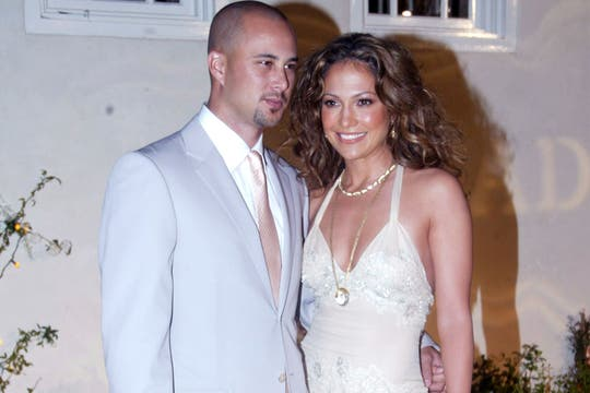 Jennifer y su bailarín y ex esposo, Chris Judd. Foto: Getty Images