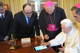 El Papa hoy anunció oficialmente su decisión de dimitir el 28 de febrero.
