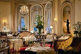 El lujo y el servicio caracterizan al hotel Ritz