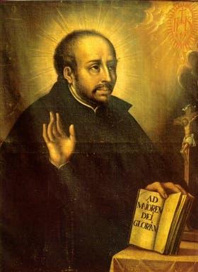 IGNACIO DE LOYOLA. Sus Ejercicios espirituales fueron fundamentales en la formación del Papa