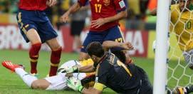 Brasil vapuleó a España 3 a 0 y es campeón de la Copa de las Confederaciones