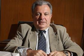 Alberto Barbieri, nuevo rector de la UBA