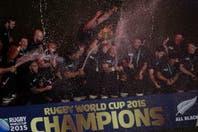 Los All Blacks son los mejores del mundo: superaron a los Wallabies 34-17 y ganaron el Mundial