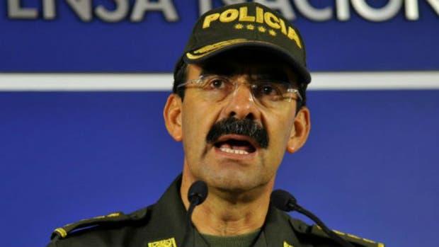 El director general de la Policía Nacional, Rodolfo Palomino presentó su renuncia por un escándalo