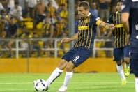 Gremio-Rosario Central: con Ruben como único delantero, el equipo rosarino busca hacerse fuerte en Brasil