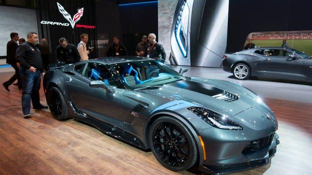La mítica bestia americana viene equipada con un V8 de 460 CV. Foto: EFE