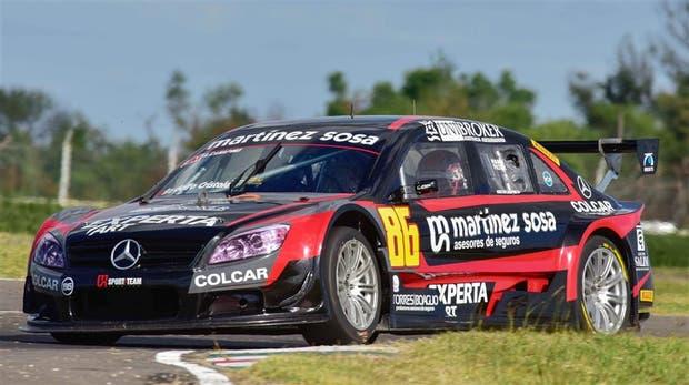 Canapino ganó en el TC, en el Top Race y ahora va por el Super TC2000