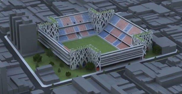 El proyectado estadio de San Lorenzo inquieta a vecinos de Boedo