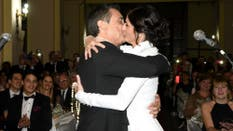 Nito y Cecilia dieron el sí