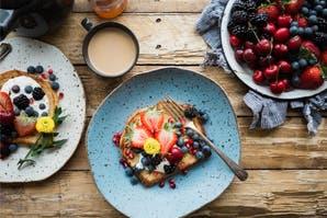Desayuno y merienda healthy: ¿qué comer antes de hacer deporte?
