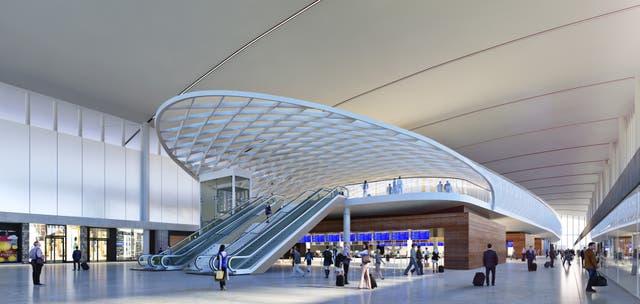 Lanzarán un plan de obras para remoderar el aeropuerto de Ezeiza