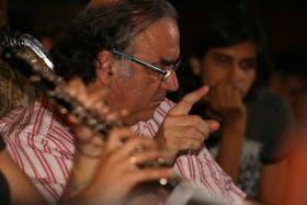 El pedagogo dio clases intensivas a solistas, grupos de cámara y directores