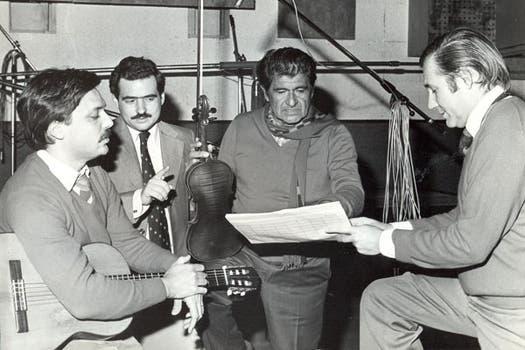 Los Arroyeños. Foto: Archivo