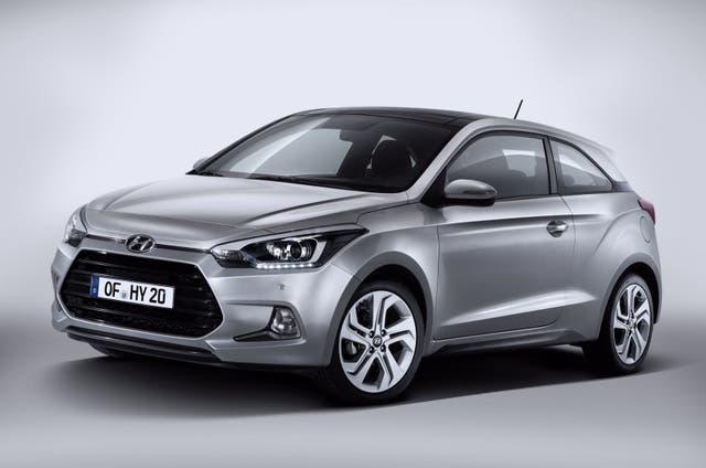 120 CV es la potencia que alcanza la versión de calle del Hyundai i20 Coupé