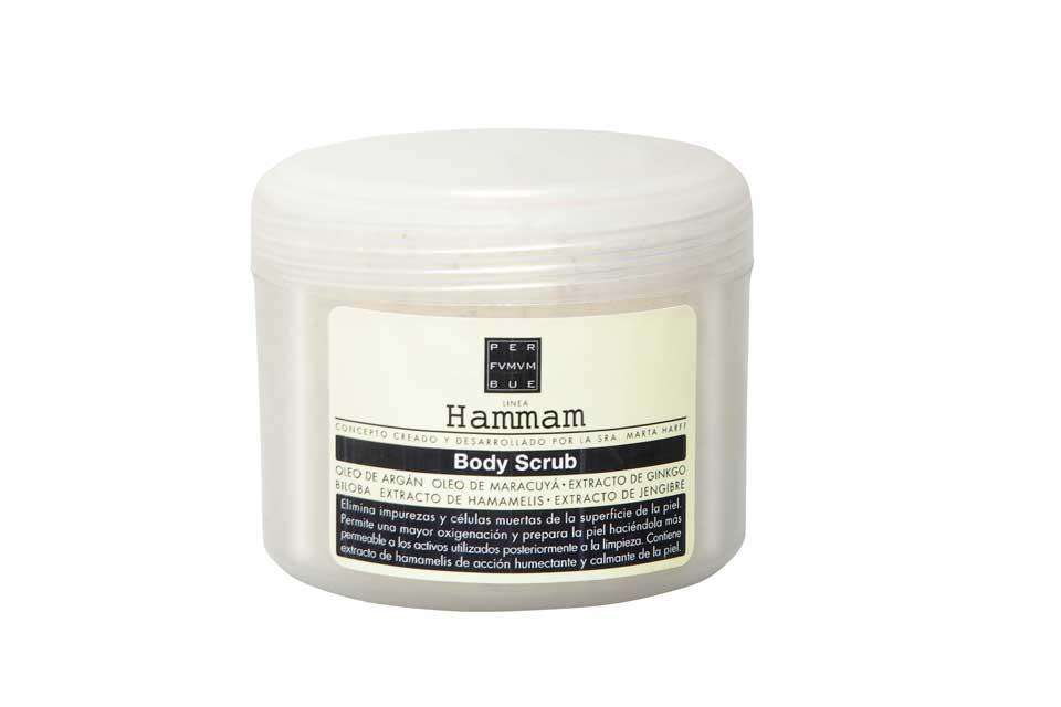 Crema para el cuerpo de argán (Perfumum Bue, $430).