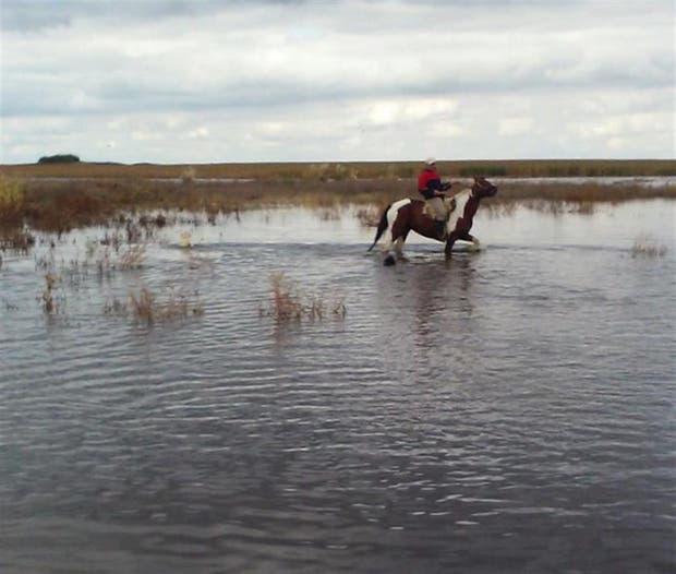 Hay 200.000 hectáreas afectadas en Italó y la región