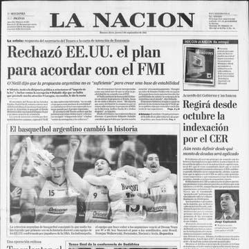 Foto: Archivo La Nación