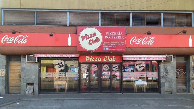 Tradicional pero rendidor, así es Pizza Club y así son sus tartas, en tamaño familiar o individual