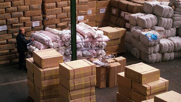 El almacenaje tiene un alto costo mientras se corrijen las declaraciones