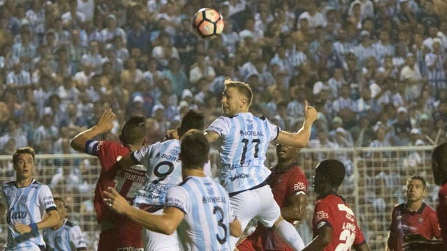 Atlético Tucumán mereció más