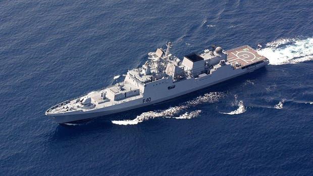 Conocé a la potente y ultramoderna fragata que envió Rusia a Siria tras el bombardeo de los EEUU
