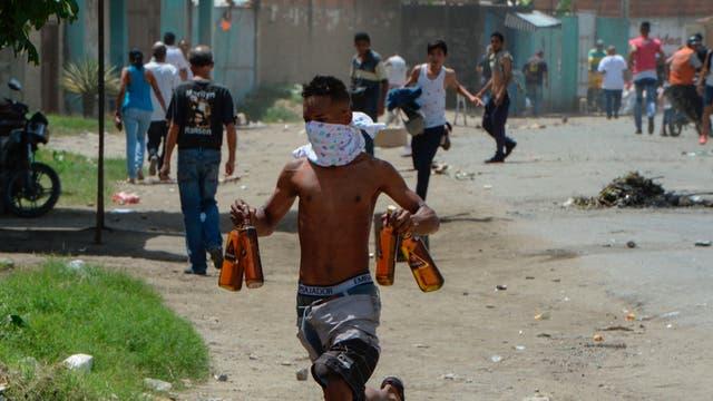 """""""Con los votos o con la armas, vencerá la revolución"""", dijo Maduro ante el recrudecimiento de la violencia."""