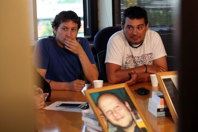 Ariel y Cristian contaron cómo vivieron la fatídica noche del 30/12/2004
