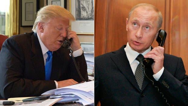 Vladimir Putin dijo que Donald Trump no les reveló ningún secreto