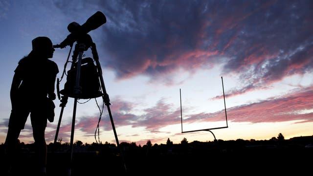 Oregón espera el eclipse del siglo