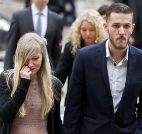 Connie y Chris, luego de la derrota judicial del lunes
