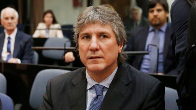 Amado Boudou, exministro de Economía investigado por la compra de Ciccone